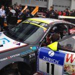 Scheibenfolien Motorsport